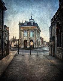 The Town Hall At Abingdon von Ian Lewis