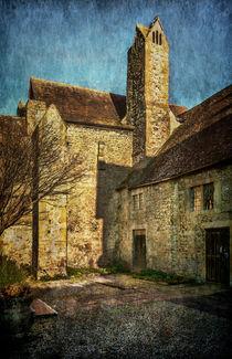 Abingdon Abbey von Ian Lewis