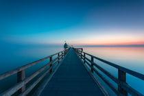 Blue Hour von Reiko Sasse