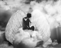 Angel wings by dreamyfaces