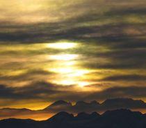 Sonnenuntergang by Eva Urban