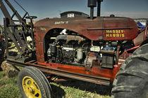 Massey Harris 744D by Rob Hawkins