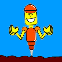 Doug The Digger Robot