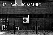 Hbf Bad Homburg by Bastian  Kienitz