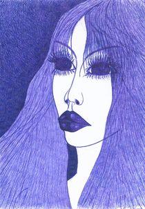 Blue by Wojtek Kowalski
