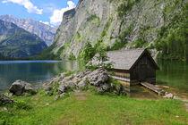 Obersee by Bernhard Kaiser