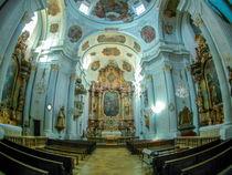 Dreifaltigkeitskirche von Mariano von Plocki