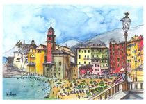 Camogli by Hartmut Buse