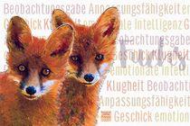 Fuchs - Mittler zwischen den Welten by Astrid Ryzek