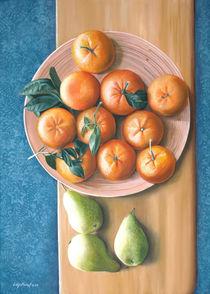 Mandarinen von Lidija Kämpf