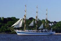 Vollschiff Mir in Hamburg by ir-md