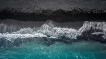 Schwarzer Strand von Marcus Hennen