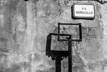 Via Barbagallo von Mariano von Plocki