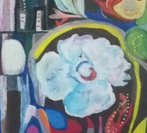 Die weiße Blume by Maria Wald
