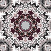 Ethnic Mandala by Katya Ulitina