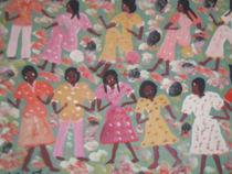 Jeunes filles by Roger Dartiguenave