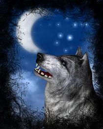 Der Wolf und der Mond by Conny Dambach