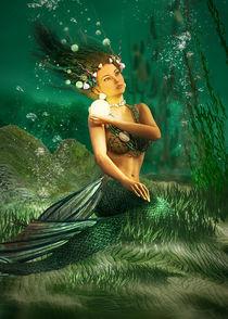 Meeresperle von Andrea Tiettje