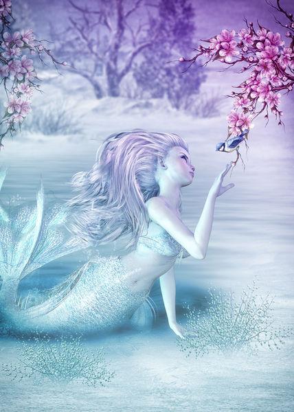 Mermaid-ice1d