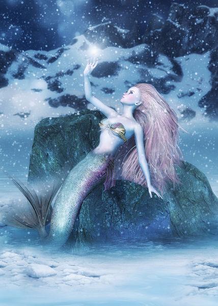 Mermaid-winter