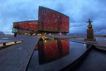 Konzerthaus Harpa Reykjavik von Patrick Lohmüller