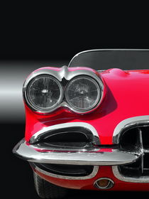 US Autoklassiker Roadster C1 Convertible 1958 by Beate Gube
