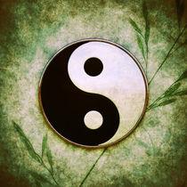 Yin Yang - Grass Moon I by Dirk Czarnota