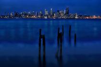 Seattle Skyline by Jim Corwin