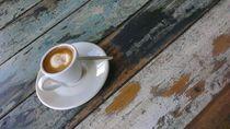 'Kleine Kaffeepause' von Susann Ilge