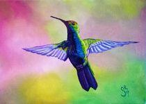 'Humming Bird' von Samantha Rowley