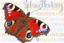 Schmetterling - Auf ins neue Leben von Astrid Ryzek