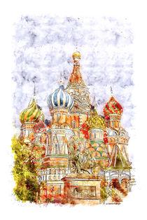 Moskow by cinema4design