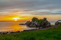 Kinbane Castle by Shaun Turner