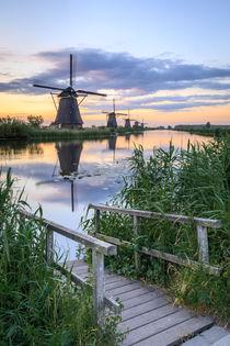 Windmills von Christine Büchler