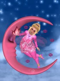 Pummelfee im Mond von Conny Dambach