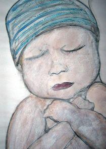 Neugeborenes von Almut Köller