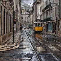 Lisbon streets von Jorge Maia