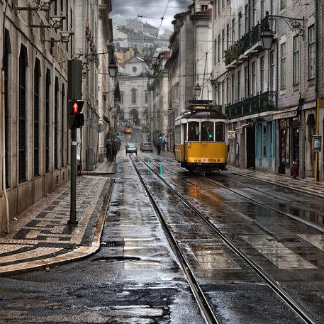 Lisbon-streets
