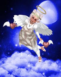 Pummelfee Engel von Conny Dambach
