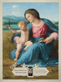 Santa Madonna dell'Autoscatto by ex-voto