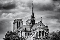 Notre Dame de Paris von Silvia Eder