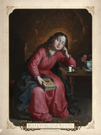 Beata Vergine della Tazzina von ex-voto