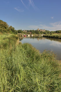 The River Arun - Arundel, West Sussex, UK. by Malc McHugh