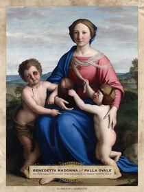 Benedetta Madonna della Palla Ovale von ex-voto