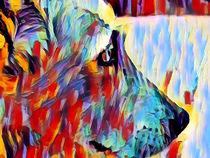 Husky by Chris Butler