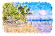 Tropical Island by cinema4design