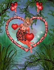 Pummelfee bringt Herzen von Conny Dambach