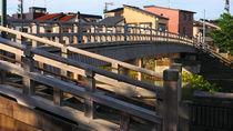 kanazawa bridge von k-h.foerster _______                            port fO= lio