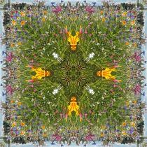 FLOWER GARDEN 2 von Hardy Wagner