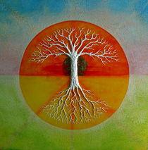 Lebensbaum 3 by Hardy Wagner